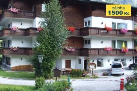 Apartmány Alpina, Bad Hofgastein Bez stravy