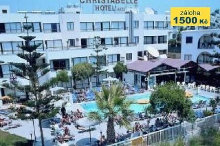 Christabelle Hotel Apartments Complex Snídaně