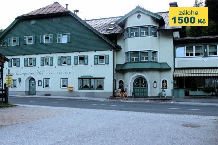 Hotel Lungötzer Hof *** - Annaberg/lungötz