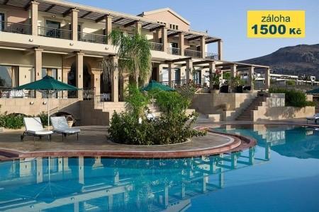 Mitsis Lindos Memories Spa & Resort (Jen Pro Dospělé) - lázně