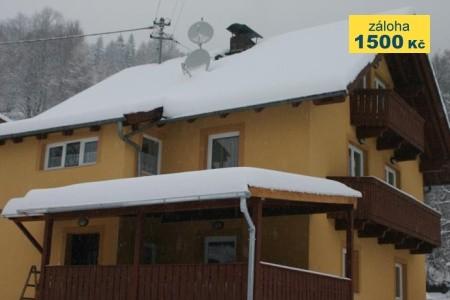 Flattach, Haus Alpenblick, Zima