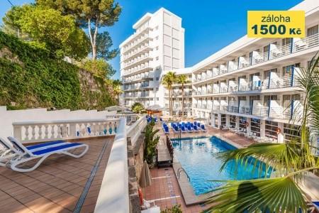 Hotel Globales Palmanova Palace - v květnu