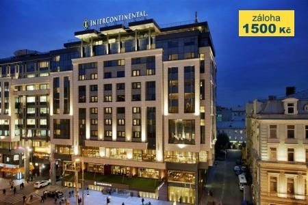 Intercontinental Moscow - Tverskaya Snídaně First Minute