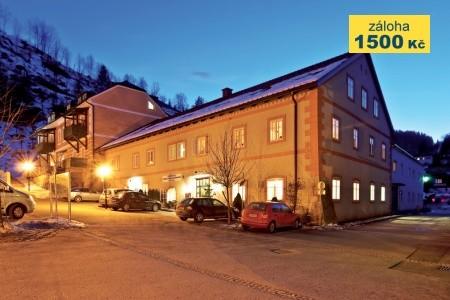 Jufa Hotel Murau Polopenze