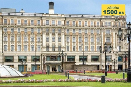 National, A Luxury Collection Hotel, Moscow Snídaně First Minute