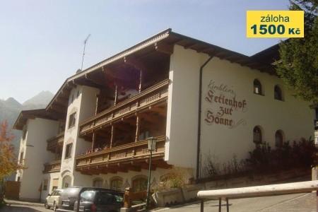 Apartmány Zur Sonne - hotel