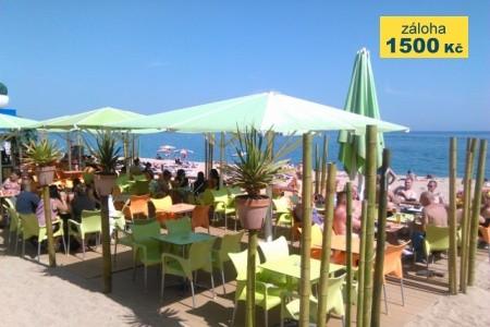 Costa Brava - more, hory, turistika Polopenze
