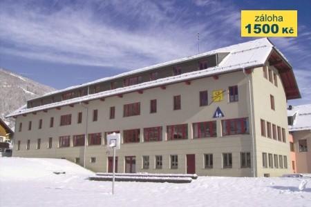Hotel  Jufa Lungau Snídaně
