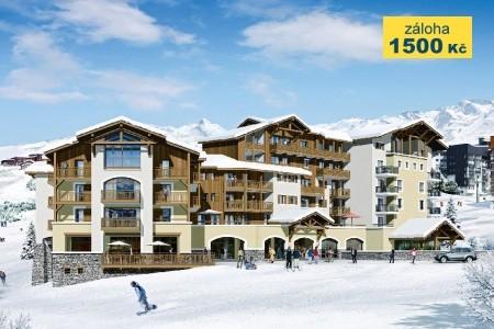 Chalet Mont Vallon Spa Resort Bez stravy