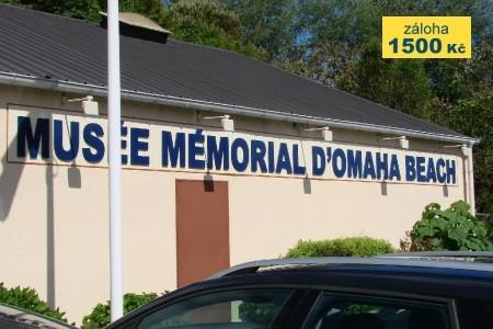 Oslavy dne D v Normandii - 73.výročí vylodění spojenců Bez stravy