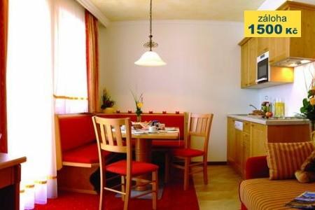 Apartmány Haussteiner Bez stravy