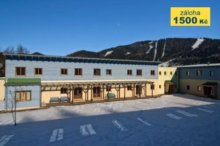 Jufa Erlaufsee Sport Resort Polopenze
