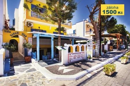 Kamari Star, Řecko, Santorini