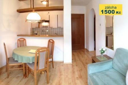 Apartmánový Dům Alpenblick, Nauders