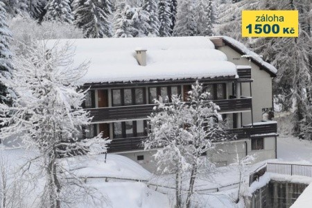 Rezidence Mirtillo Rosso - v březnu