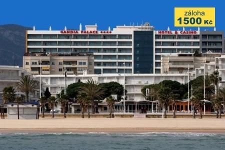 Gandía Palace Hotel Plná penze