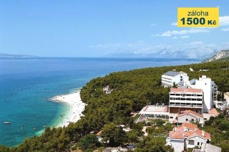 Last minute zájezd Makarska Chorvatsko