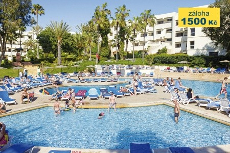 Maroko - Agadir / Hotel Almohades Beach Resort