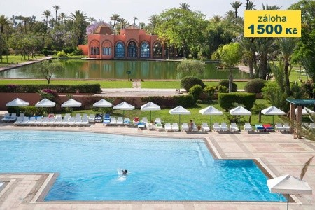 Pullman Marrakech Palmeraie Resort & Spa