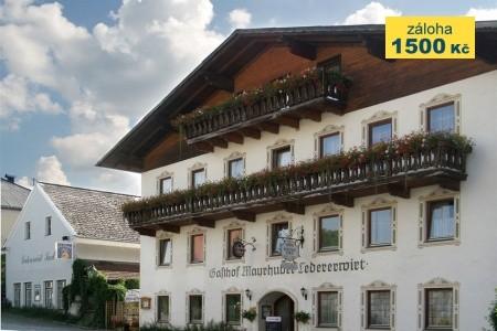 Ledererwirt - Geboltskirchen - v červnu