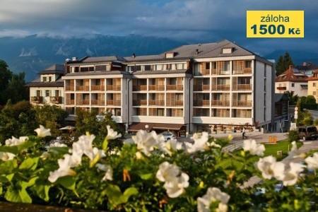 Best Western Premier Hotel Lovec Polopenze First Minute