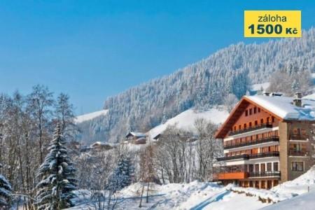 Hôtel Vacances Bleues Les Chalets Du Prariand - Last Minute a dovolená
