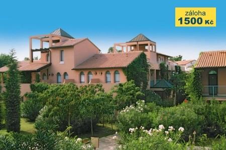Club Valtur Garden Toscana - v květnu