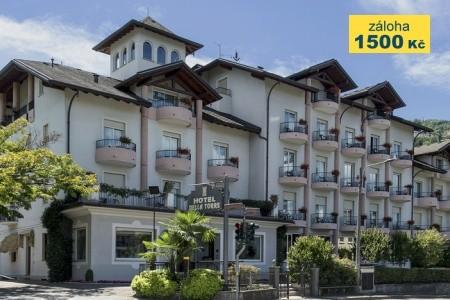 Hotel Della Torre Pig - Stresa / Lago Maggiore - v červnu