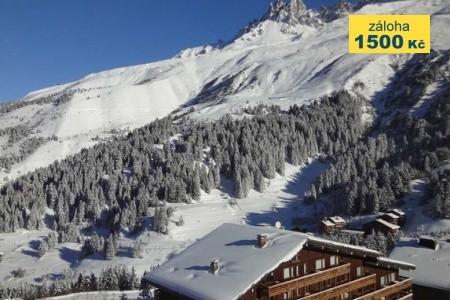 Residence Mont Vallon - Last Minute a dovolená