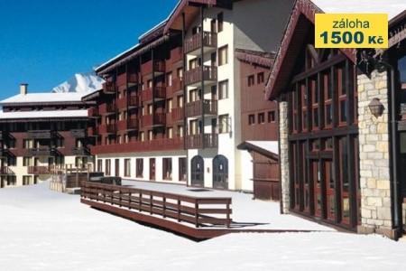 Hôtel Vacances Bleues Belle Plagne - v dubnu