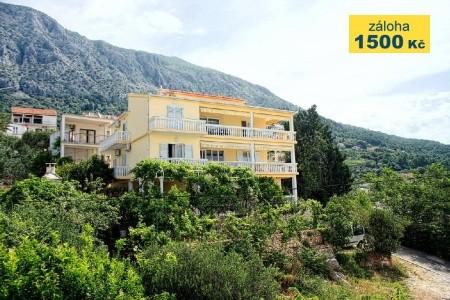 Ubytování Živogošće - Porat (Makarska) - 2733 - Last Minute a dovolená