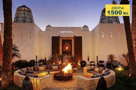 Hotel Sofitel Agadir Royal Bay Resort - Last Minute a dovolená
