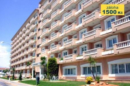 Peniscola / Aparthotel Zt Acuasol - v srpnu