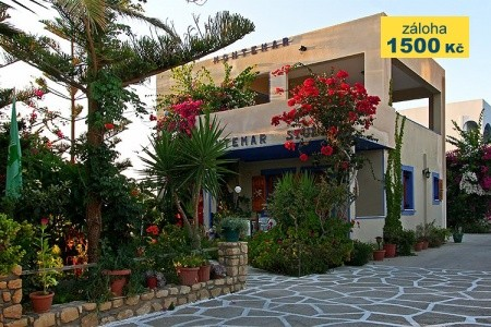 Aparthotel Montemar, Řecko, Karpathos