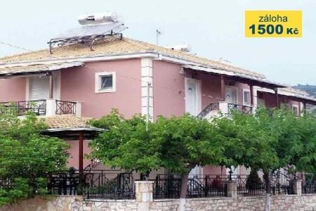Vila Loutsis (Epirus - Sivota) - Letadlo
