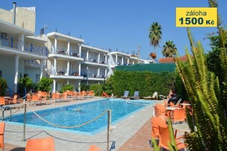 Hotel Eleni*** (Epirus - Ammoudia) - Letadlo - Last Minute a dovolená