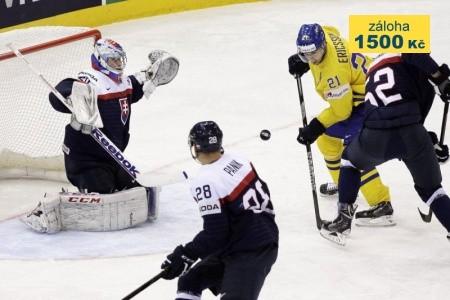 Ms V Hokeji 2018: Slovensko - Švédsko