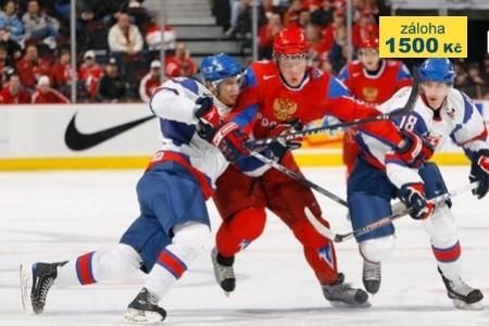 Ms V Hokeji 2018: Slovensko - Rusko