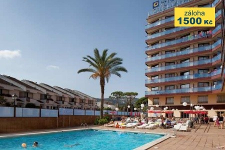 H.top Calella Palace Hotel - all inclusive last minute