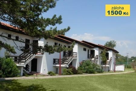 Komplex Ada Bojana - plná penze