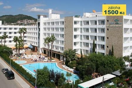 Hotel Alegria Pineda Splash - pro seniory