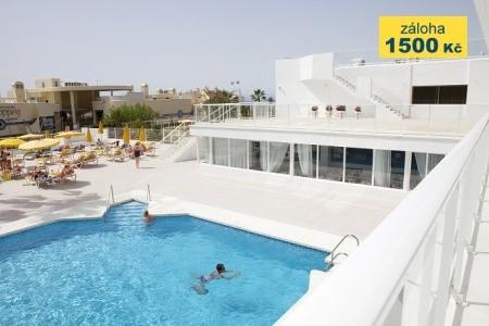 Hotel Ibersol Alay - polopenze