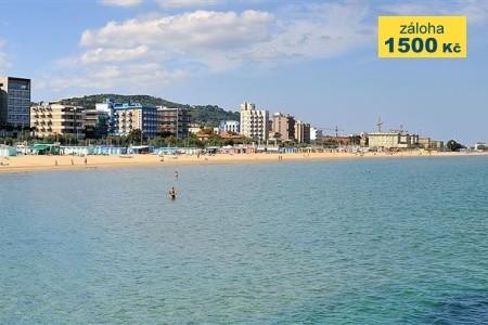 Apartán Sturzo - letní dovolená u moře