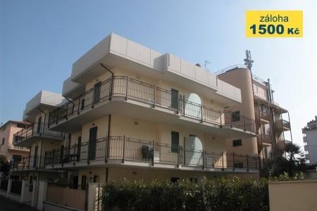 Apartmán Ferrucci - apartmány u moře