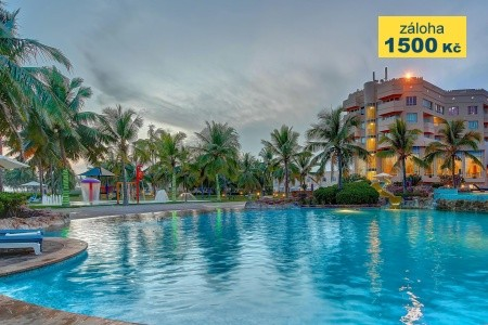 Crowne Plaza Resort Salalah ***** All Inclusive First Minute