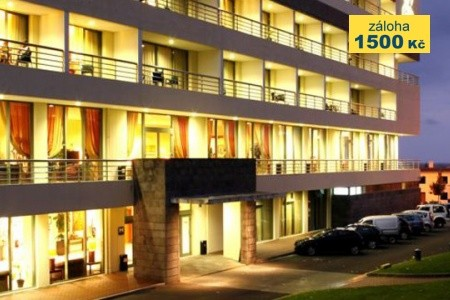 Sao Miguel Park Hotel - v říjnu
