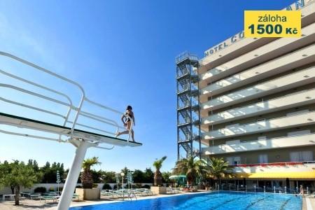 Hotel Cormoran - letní dovolená u moře