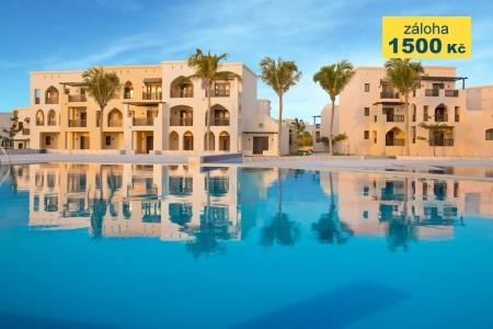 Salalah Rotana Resort - letní dovolená