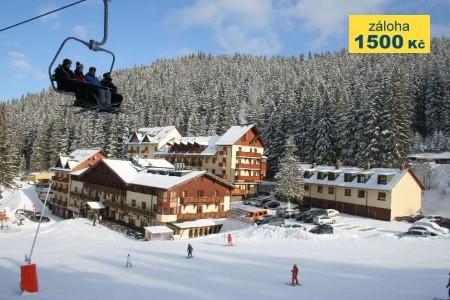 Hotel Hotel Ski & Wellness Residence Družba, Demänovská Dolina, Jasná