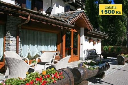Hotel Les Jumeaux**** - Courmayeur